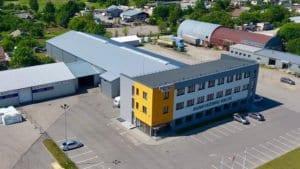 Administracinių pastatų projetkavimas