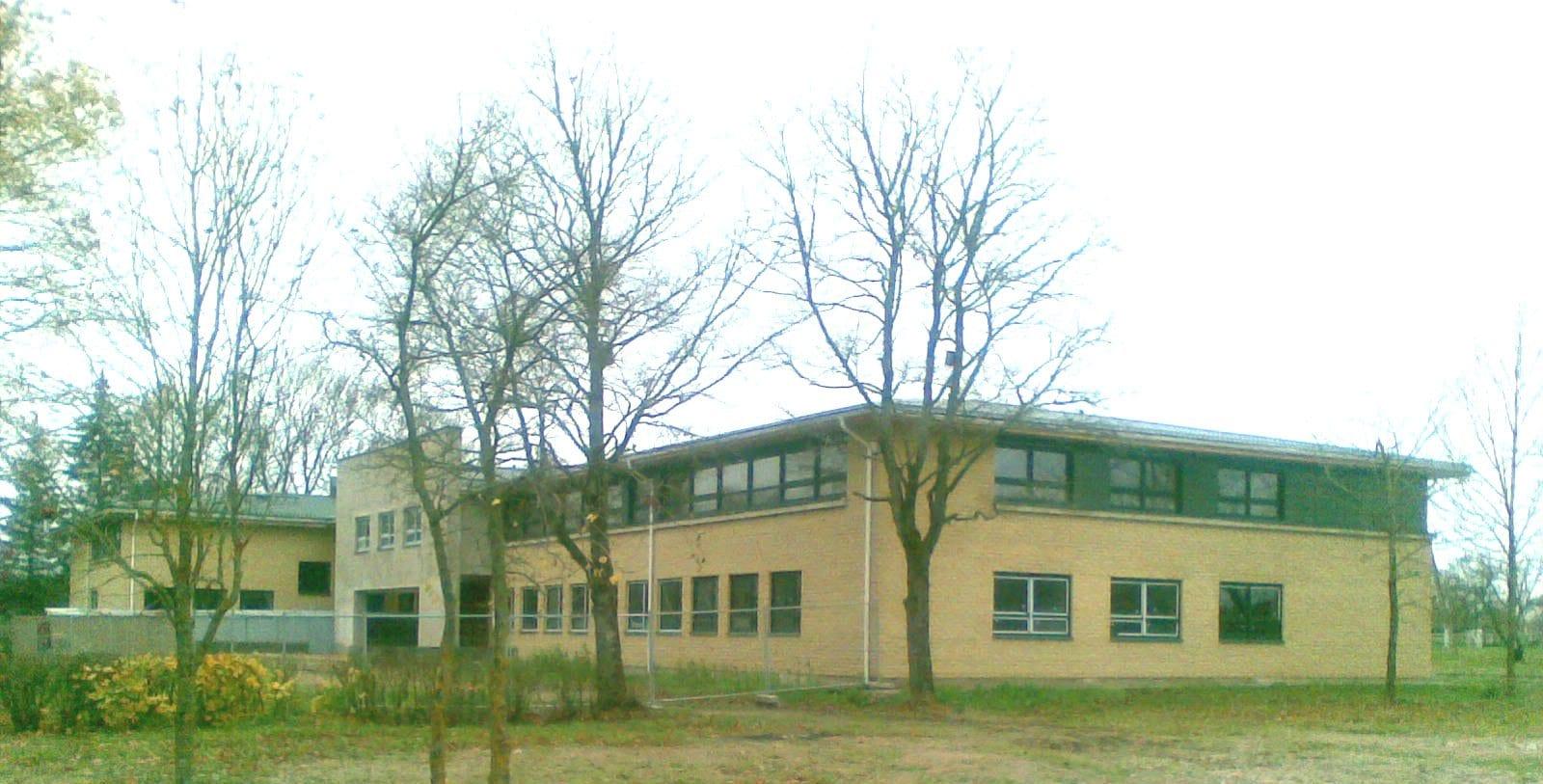 Mokymo paskirties pastato techninis projektas